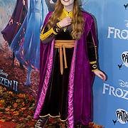 NLD/Amsterdam/20191116 - Filmpremiere Frozen II, Prinses Anna uit Frozen