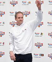 Basketball SV 03 Tuebingen / Walter Tigers Tuebingen 31.03.2016  Oster-Basketballcamp in der Uhlandhalle Tuebingen;  Kinder + Sport Basketball-Akademie mit Henning Harnisch