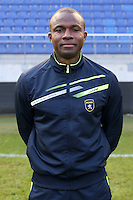 Omar DAF - 04.10.2014 - Photo officielle Sochaux - Ligue 2 2014/2015<br /> Photo : Icon Sport