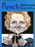Punch (Front Cover 3 October 1973)
