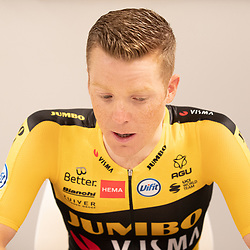 10-12-2019: Wielrennen: Teampresentatie Jumbo Visma: Amsterdam <br />Steven Kruijswijk