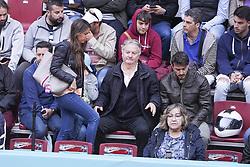 May 8, 2019 - Madrid, Spain - Ana Boyer Preysler during day five of the Mutua Madrid Open at La Caja Magica on May 08, 2019 in Madrid, Spain  (Credit Image: © Oscar Gonzalez/NurPhoto via ZUMA Press)