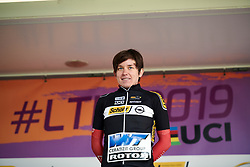 Kathrin Hammes (GER) at Lotto Thüringen Ladies Tour 2019 - Stage 2, a 116 km road race in Schleiz, Germany on May 29, 2019. Photo by Sean Robinson/velofocus.com