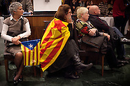 ERC Party calls for the Independence of Catalonia from Spain