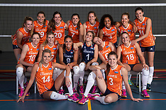 20180510 NED: Team shoot Dutch volleyball team women, Arnhem