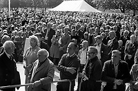 Pensioners Protest in London 1985