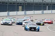 British GT Championship - Rockingham 2014
