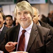 Giuliano Poletti, ministro del Lavoro del governo Renzi