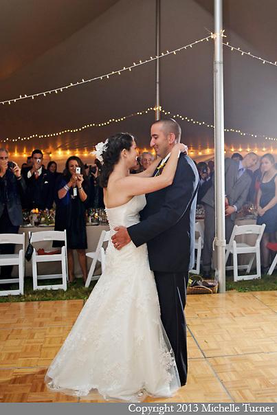 Coastal Maine Wedding and Coastal Maine Farm Wedding.  Images by Maine Wedding Photographer Michelle Turner.