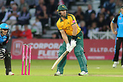 Dan Christian of Nottinghamshire Outlaws during the Vitality T20 Blast North Group match between Nottinghamshire County Cricket Club and Worcestershire County Cricket Club at Trent Bridge, West Bridgford, United Kingdon on 18 July 2019.