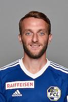 15.07.2016; Luzern; Fussball - FC Luzern;<br />Christian Schneuwly (Luzern)<br />(Martin Meienberger/freshfocus)