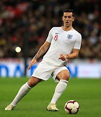 England v USA - 21 Nov 2018