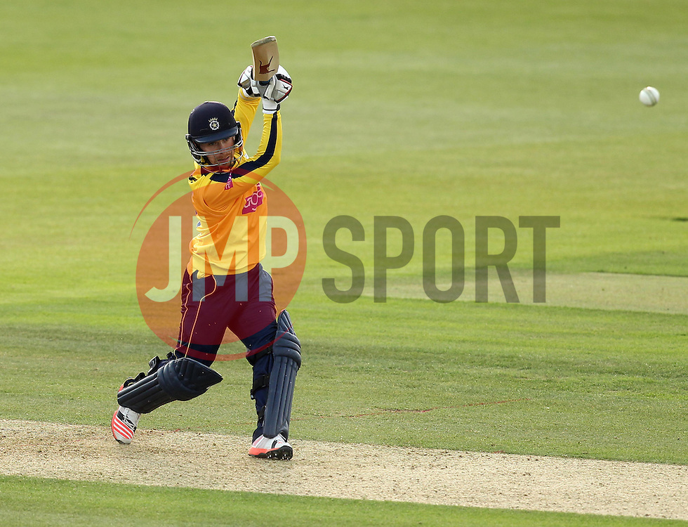 Hampshire's Adam Wheater - Photo mandatory by-line: Robbie Stephenson/JMP - Mobile: 07966 386802 - 19/06/2015 - SPORT - Cricket - Southampton - The Ageas Bowl - Hampshire v Sussex - Natwest T20 Blast
