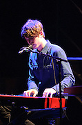 Photos of the US debut performance of James Blake at Music Hall of Williamsburg in Brooklyn, NY. March 14, 2011. Copyright © 2011 Matthew Eisman. All Rights Reserved.