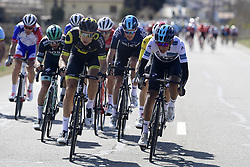 March 15, 2019 - Brignoles, France - BRIGNOLES, FRANCE - MARCH 15 : BERNAL GOMEZ Egan Arley (COL) of TEAM SKY in action during stage 6 of the 2019 Paris - Nice cycling race with start in Peynier and finish in Brignoles  (176,5 km) on March 15, 2019 in Brignoles, France, 15/03/2019 (Credit Image: © Panoramic via ZUMA Press)