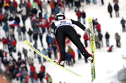 Roman Koudelka (CZE) at Flying Hill Individual in 2nd day of 32nd World Cup Competition of FIS World Cup Ski Jumping Final in Planica, Slovenia, on March 20, 2009. (Photo by Vid Ponikvar / Sportida)