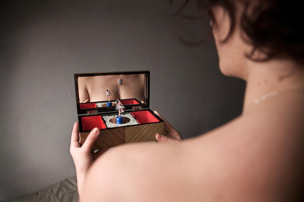 Jessica Lombardi- My darling (il seno)
