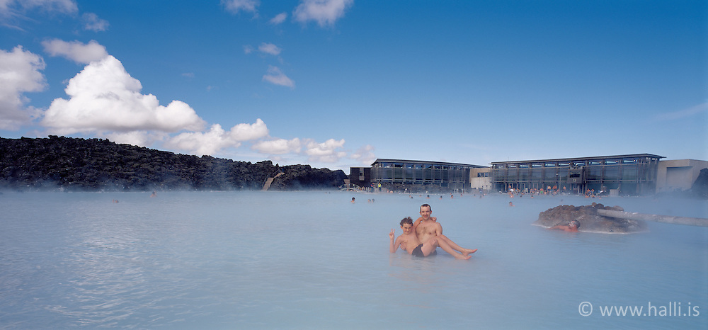 The Blue Lagoon, Iceland - Bláa lónið