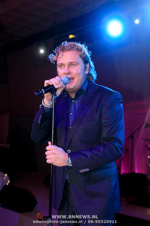 NLD/Noordwijk/20110924 - Kika Grand Gala 2011, optreden Wesley Bronkhorst
