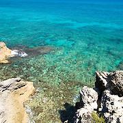 South shore beach. Isla Mujeres, Quintana Roo. Mexico