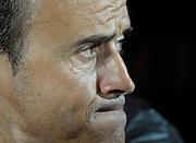 © Filippo Alfero<br /> Novara vs Roma - Serie A 2011 / 2012<br /> Novara, 05/11/2011<br /> sport calcio<br /> Nella foto: Luis Enrique