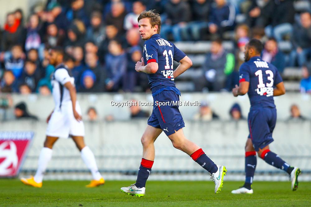 Clement Chantome  - 01.02.2015 - Bordeaux / Guingamp - 23eme journee de Ligue 1 -<br /> Photo : Manuel Blondeau / Icon Sport