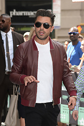 June 20, 2018 - New York, NY, USA - June 20, 2018 New York City..Dominic Cooper made an appearance on Build Series on June 20, 2018 in New York City. (Credit Image: © Kristin Callahan/Ace Pictures via ZUMA Press)
