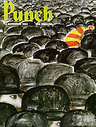 Punch cover 14 November 1962