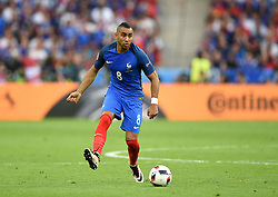 Dimitri Payet of France  - Mandatory by-line: Joe Meredith/JMP - 10/07/2016 - FOOTBALL - Stade de France - Saint-Denis, France - Portugal v France - UEFA European Championship Final