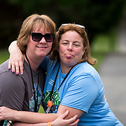 June 17, 2017 - MAINE : Photographs from the 2017 Trek Across Maine, Day 2. CREDIT: Karsten Moran for the American Lung Association of Maine