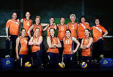 20140506 NED: Selectie Nederlands zitvolleybal team vrouwen, Leersum