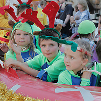 City of Mandurah Christmas parade 2013 - west aux
