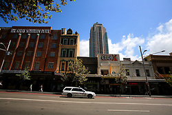 AUSTRALIA NEW SOUTH WALES SYDNEY 26FEB08 - Downtown in Sydney, Australia..jre/Photo by Jiri Rezac..© Jiri Rezac 2008..Contact: +44 (0) 7050 110 417.Mobile:  +44 (0) 7801 337 683.Office:  +44 (0) 20 8968 9635..Email:   jiri@jirirezac.com..Web:    www.jirirezac.com..© All images Jiri Rezac 2008 - All rights reserved.