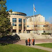 Thompson Rivers University.  Kamloops BC, Canada