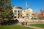 Thompson Rivers University.  Kamloops BC, Canada
