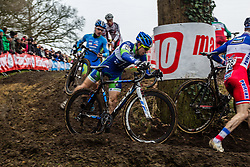 Mariusz Gil (POL), Men Elite, Cyclo-cross World Cup Hoogerheide, The Netherlands, 25 January 2015, Photo by Thomas van Bracht / PelotonPhotos.com