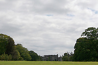Gardens at Birr Castle Demesne in County Offaly Ireland