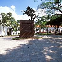 Plaza Bolivar, Trujillo, Estado Trujillo, Venezuela