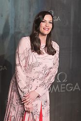 Tate Modern, London, April 26th 2017. Liv Tyler arrives at the Tate Modern in London for the 'Lost In Space' 60th anniversary event for the Omega Speedmaster watch.