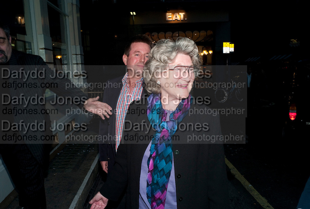 BEN BUDWORTH; JULIA BUDWORTH; Rachel's Johnson's 'A Diary of the Lady'book launch at The Lady's offices. Covent Garden. London. 30 September 2010. -DO NOT ARCHIVE-© Copyright Photograph by Dafydd Jones. 248 Clapham Rd. London SW9 0PZ. Tel 0207 820 0771. www.dafjones.com.