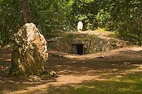 The Tumulus of Kercado near Carnac