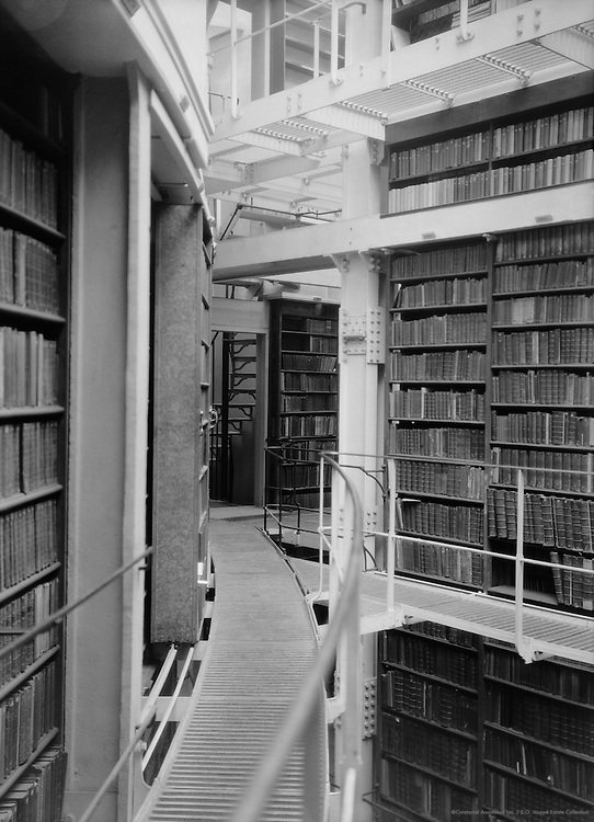 British Museum Reading Room, London, 1927
