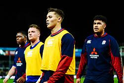 Josh Gillespie of England U20 - Rogan/JMP - 06/03/2020 - Kingsholm Stadium - Gloucester, England - England U20 v Wales U20 - Under 20 Six Nations.