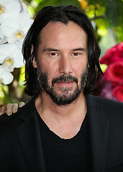 BEVERLY HILLS, LOS ANGELES, CA, USA - AUGUST 18: Photo Call For Regatta's 'Destination Wedding' held at the Four Seasons Hotel Los Angeles at Beverly Hills on August 18, 2018 in Beverly Hills, Los Angeles, California, United States. 18 Aug 2018 Pictured: Keanu Reeves. Photo credit: Xavier Collin/Image Press Agency / MEGA TheMegaAgency.com +1 888 505 6342