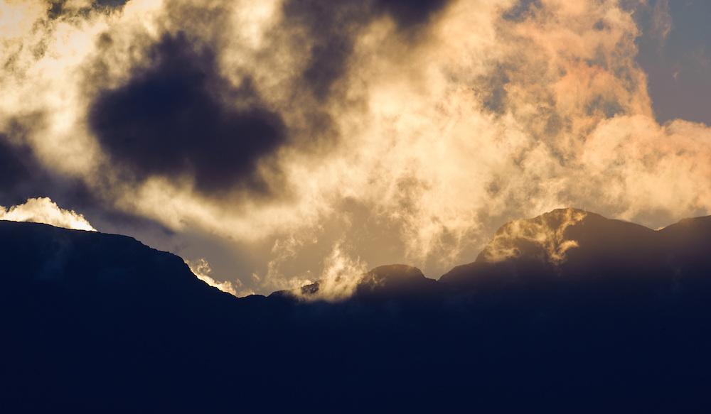 Glen Torridon at dawn, Torridon, Scotland