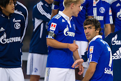 23.07.2011, Veltins arena, Gelsenkirchen, GER, Supercup, FC Schalke 04 vs. Borussia Dortmund, im Bild Raul (#7 Schalke) // during the match FC Schalke 04 vs. Borussia Dortmund at Veltins arena 2011/07/23    EXPA Pictures © 2011, PhotoCredit: EXPA/ nph/  Kurth       ****** out of GER / CRO  / BEL ******