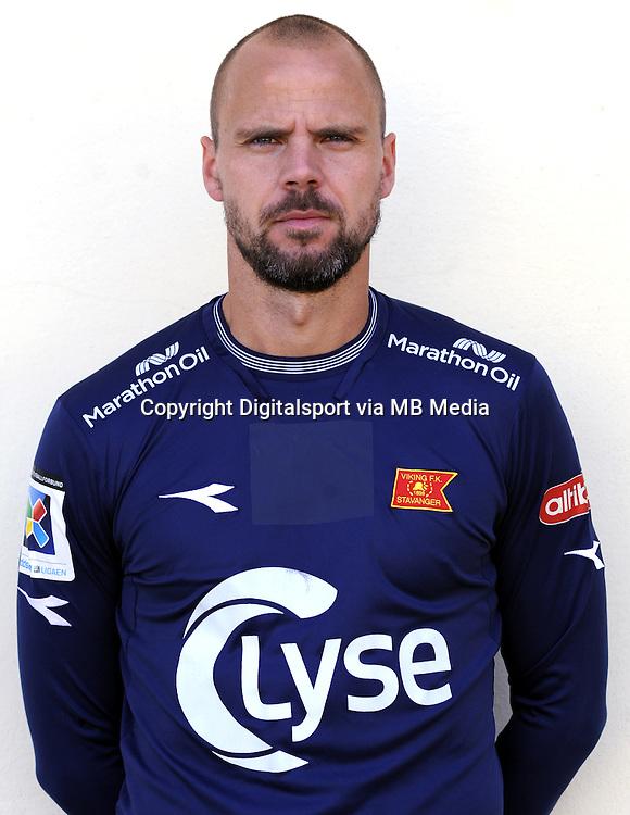 Fotball<br /> La Manga Spania<br /> 10.03.2014<br /> Portretter Viking<br /> Foto: Morten Olsen, Digitalsport<br /> <br /> Indridi Sigurdsson