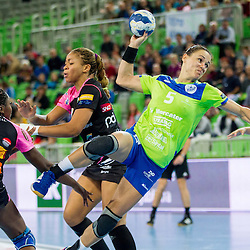 20131102: SLO, Handball - EHF Women's Champions League, RK Krim Mercator vs Metz Handball