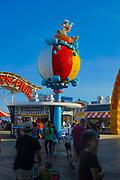 Morey's Pier, Wildwood Boardwalk, NJ shore