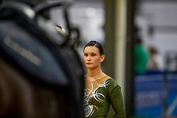 Bendixen Sheena, DEN, Klintholms Ramstein, Lunger Kristensen Lasse<br /> World Equestrian Games - Tryon 2018<br /> © Hippo Foto - Stefan Lafrenz<br /> 19/09/18